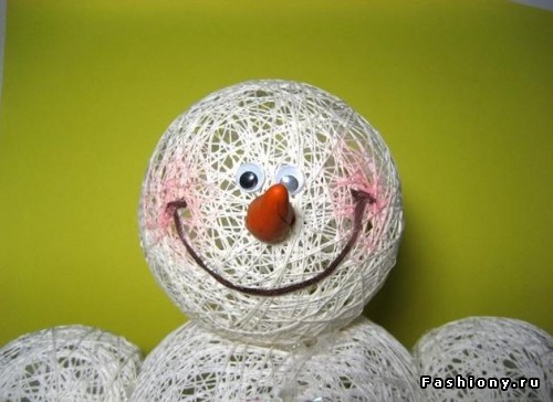 decoracion-navidad-muneco-de-nieve