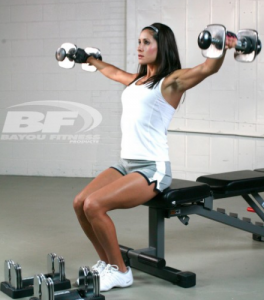 bayou fitness pair adjustable dumbbells review