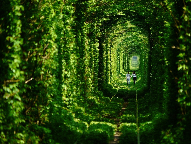 tunel amor