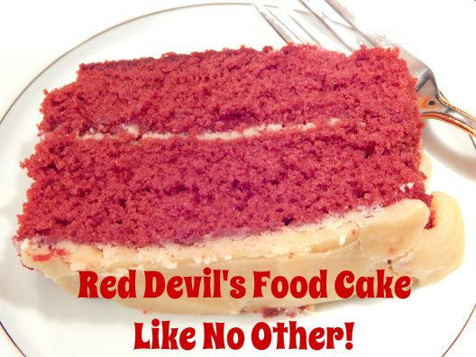 BeFunky redvelvetcake Red Devils Food Cake Like No Other!