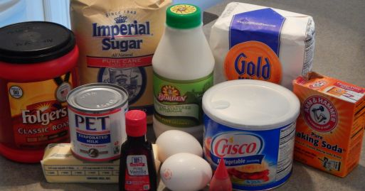 cakeingredients Red Devils Food Cake Like No Other!