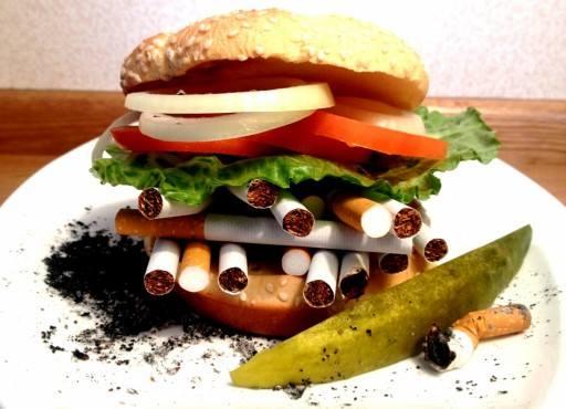 ciggy burger