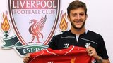 Adam Lallana who has signed for Liverpool