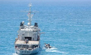 The Prairial is a French frigate also one of the choices for PN's frigate.