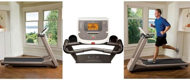 Precor 9.23 Treadmill Review | Precor Treadmill 9.23