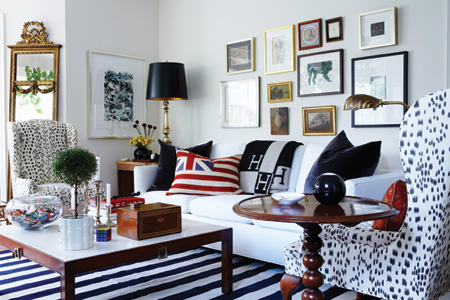 tommy smythe living room How to Create Balance in a Room