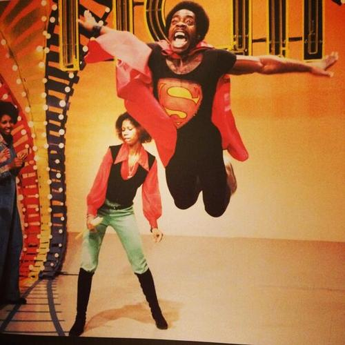Awesome photo from the Soul Train book.