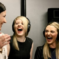 Hen Parties at Glasgow Music Studios