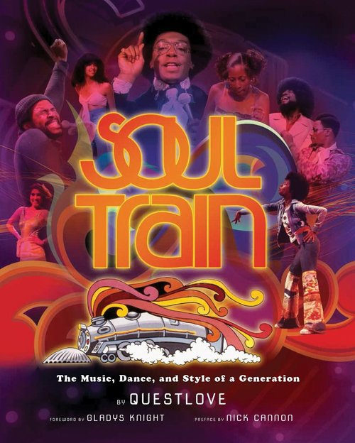 """Questlove, Soul Train: The Music, Dance, and Style of a Generation     In my house… we weren't allowed to watch anything on television except Sesame Street and Soul Train…. Soul Train was a sibling, a parent, a babysitter, a friend, a textbook, a newscast, a business school, and a church.   This is a nice coffee table book filled with Questlove's memories and trivia about the show. Basically, you're gonna want to read it with YouTube pulled up on your laptop, so you can watch Al Green in 1975, the only time Don Cornelius danced down the line, or Don saying, """"That was terrifying"""" after Public Enemy performed.  Oh, and I really liked Don Cornelius's rules for the ST dancers:     Be on time, be tactful, be creative, be funky, be yourself.   Related: the GIFs on this Soul Train Fans tumblr are pretty amazing.  Filed under: my reading year 2014"""