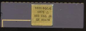 Motorola 6800/BQCJC - Mil-spec 6800 from 1985