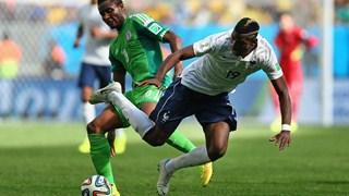 France 2:0 Nigeria IS