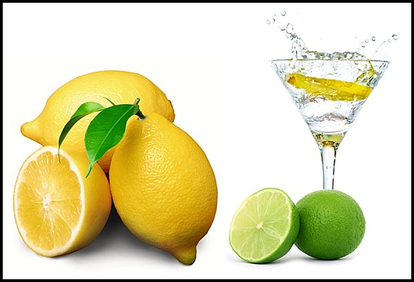 Processing and classification – of lemon tea