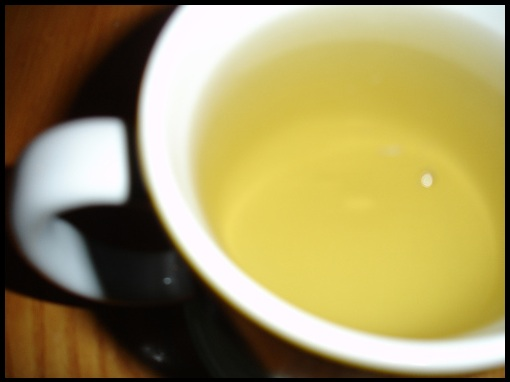 Preparation – of olive tea