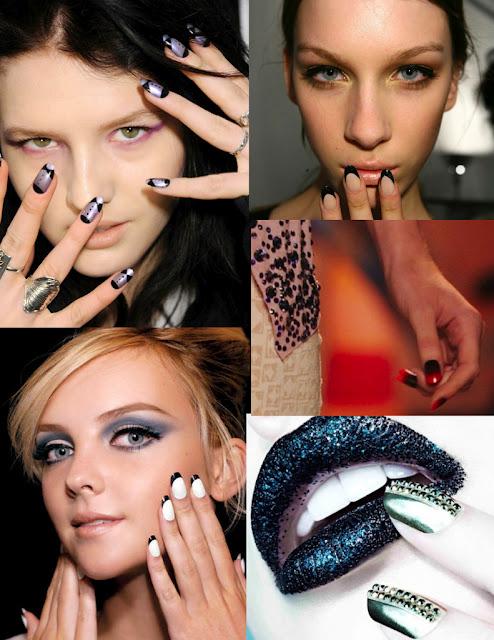 ногти красивые 2012