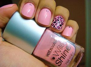 очень модные ногти 2012