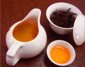 Preparation of black tea