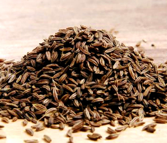 Processing and classification of cumin tea