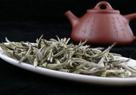 Preservation of white tea