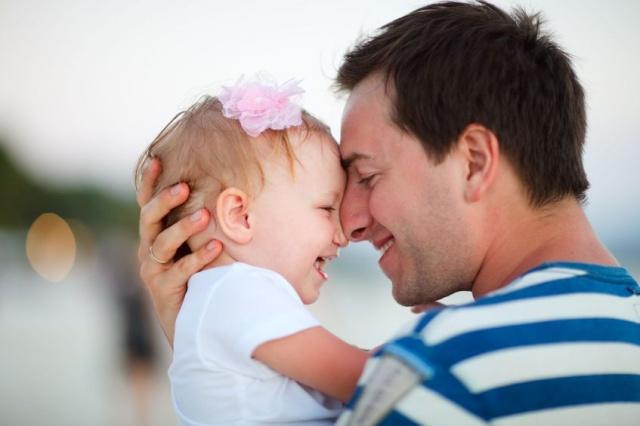 зачем ребенку папа
