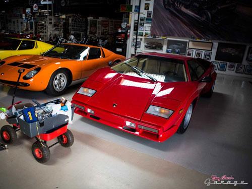 خاص ترین خودروهای گاراژ جی لنو!