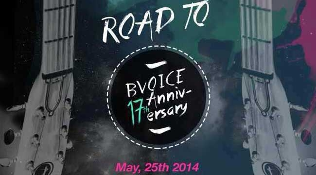 Road To Bvoice 17th Anniversary