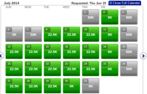HNL-LAX award availability non-stop for 4 people!