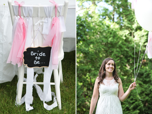 Sweet Outdoor Bridal Shower from With Love Heather - WithLoveHeather0 8