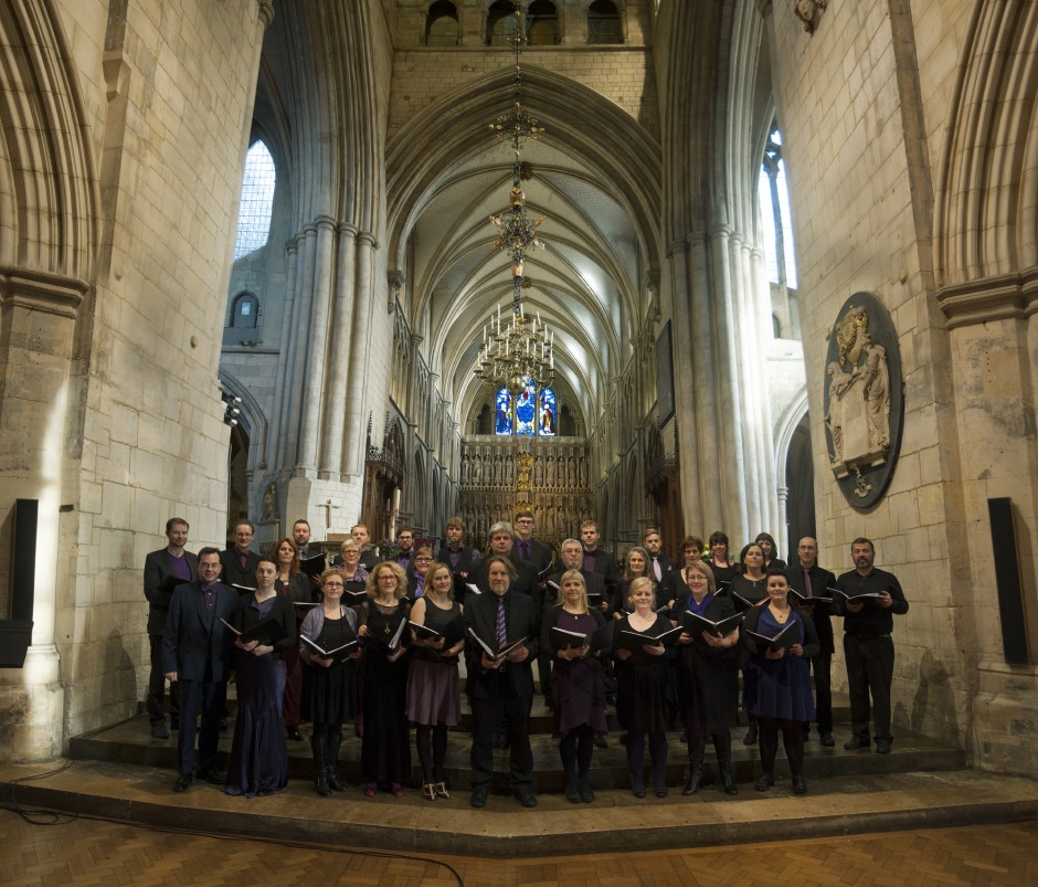 the South Iceland Chamber Choir