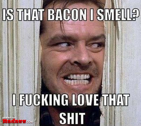 Pictures of Bacon. We All Love Bacon. (9)