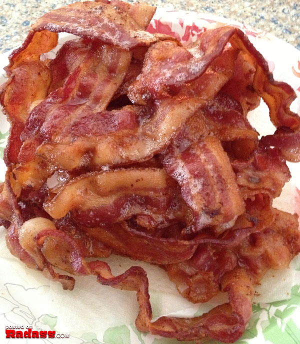 Pictures of Bacon. We All Love Bacon. (7)
