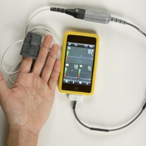 Phone Oximeter - The Musical