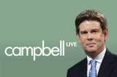 Campbell Live - TV3 New Zealand