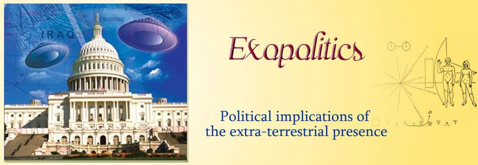 Exopolitics: political implications of the extra-terrestrial presence
