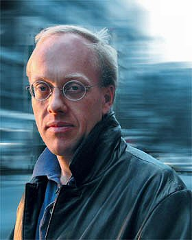 Chris Hedges, journalist