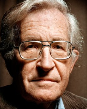 Noam Chomsky, public intellectual