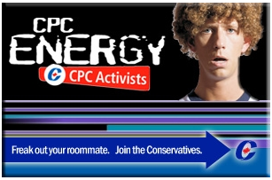 Conservative Party Banner Ads
