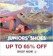 New Juniors - Up to 65% off
