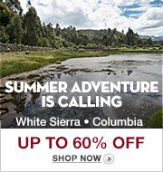 Outdoor (Head to Toe) - Up to 60% off