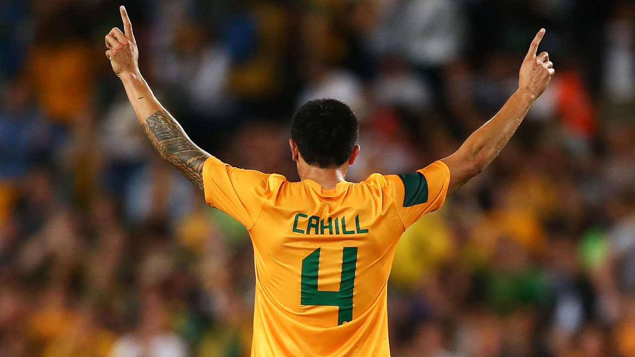 Tim Cahill happy to be Socceroos super sub