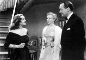 Bette Davis,Marilyn Monroe And George Sanders In All About Eve