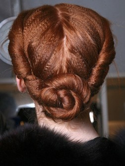 Five Minute Up-do Hairstyles 2015
