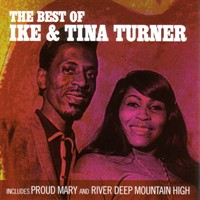 Cover of The Best of Ike & Tina Turner