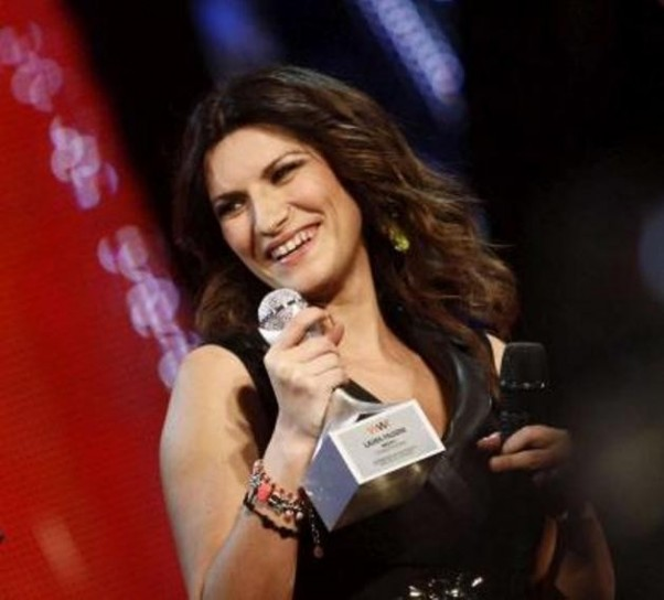 Wind Music Awards 2012: tra i premiati Emma, Amoroso, Pausini, Giorgia, Ferro [FOTO+VIDEO]