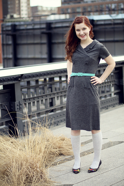 an outfit for the highline.