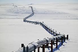 нефтепровод в арктике