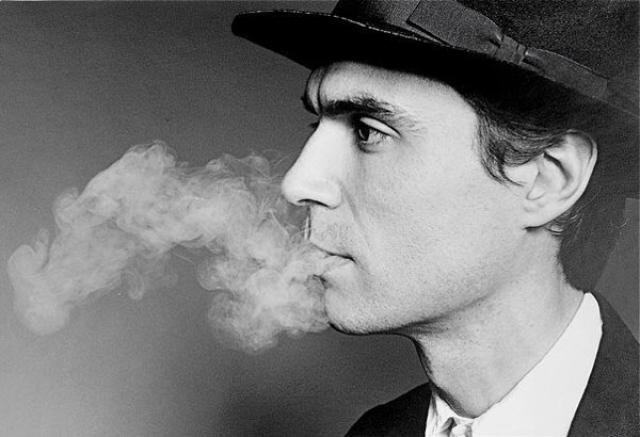 David Byrne WILD mag