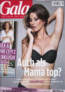 GALA Mai 2010 - Cover