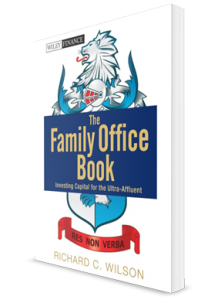 Family Office Book 3D Picture