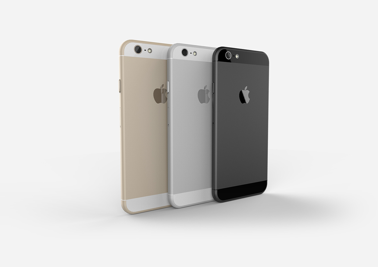 fc88f5e54228d8129d7a130eb65ce722 1 These iPhone 6 concept images are gorgeous