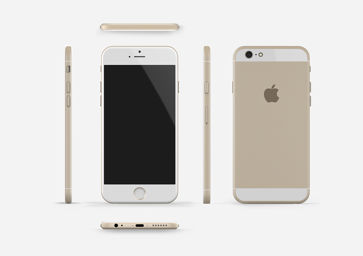ccd3540f31d95268d9acda22727099e9 These iPhone 6 concept images are gorgeous